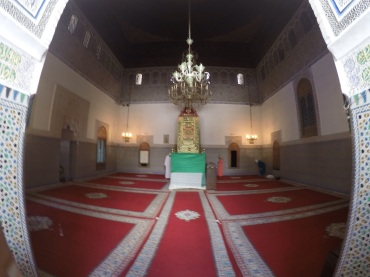 The Shrine of Moluay Idris